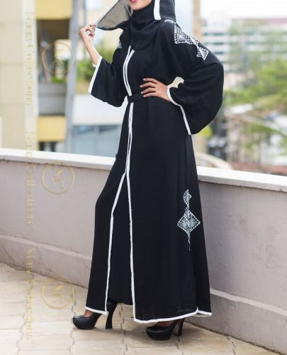 Simple_abaya_detail