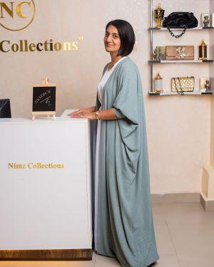 Harir abaya set