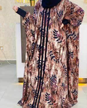 Pink qabow dress