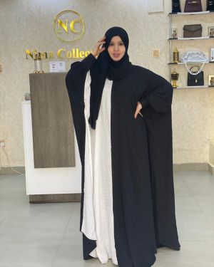MW Mina multicored abaya
